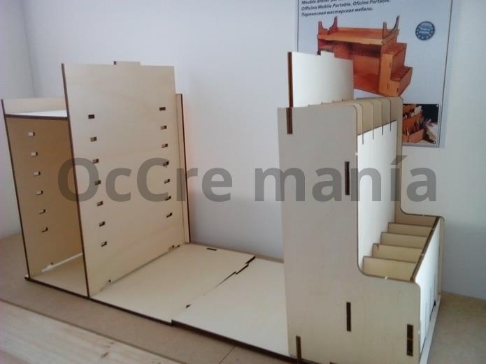 Configuración taller OcCre