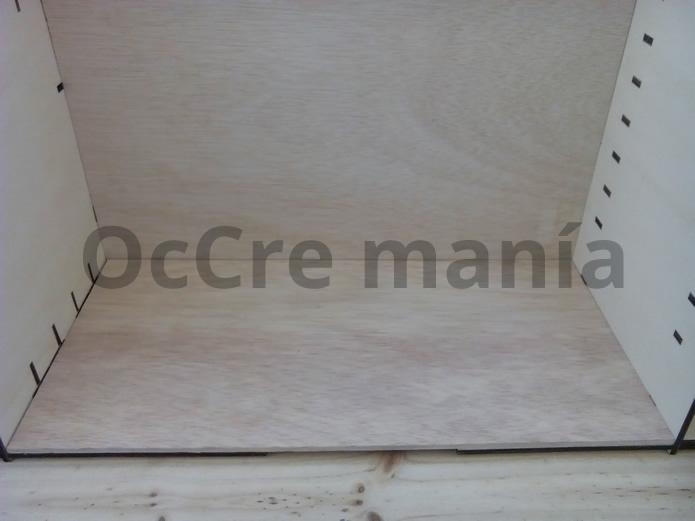 ampliación base taller OcCre